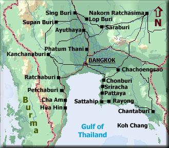 Karta Centrala Thailand.Adoption Fran Dcy I Thailand Livet Med P En Adoptionsblogg